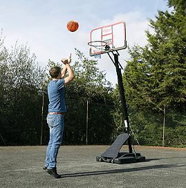 How High Is A Basketball Hoop? An Overview about the Rim's History 2