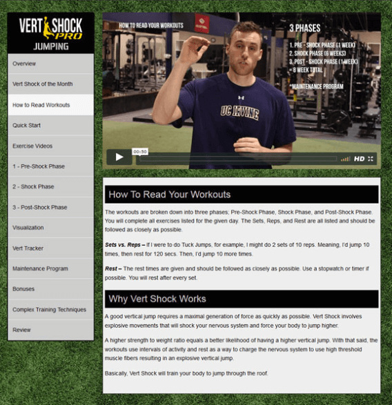 Vert Shock Review 2021: Is This Program Right For You. 10
