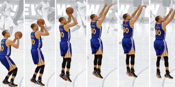 The Steph Curry Shooting Form: How To Shoot Like Steph Curry 12