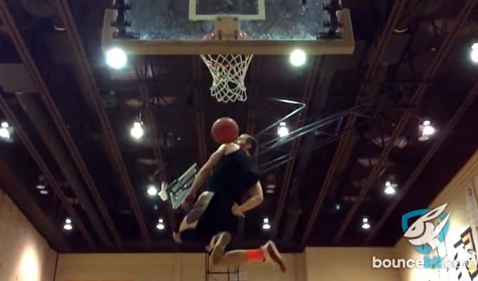 Jordan Kilganon Vertical leap of 50 inch, The Sneaky Solution to Achieve 12